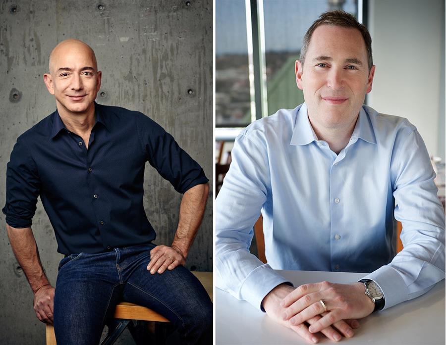 Resultados de nuvem, novo CEO e Webinar AWS