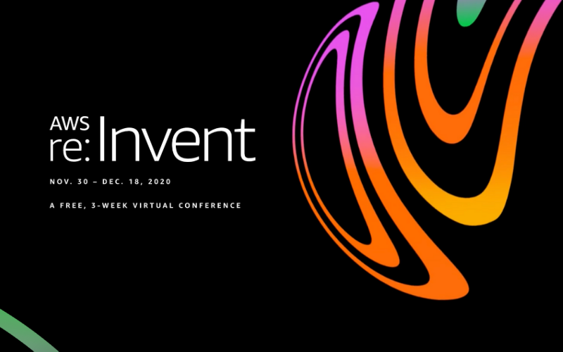AWS re:Invent 2020 e CleanCloud na 100 Open Startups